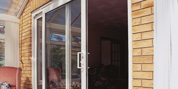 patio door installation Shenley