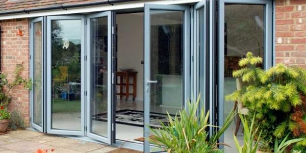 multitrades bi-folding doors London